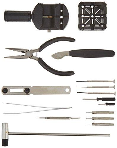 Stalwart treues 16Stück professionelle Uhr Schmuck Reparatur Tool Kit