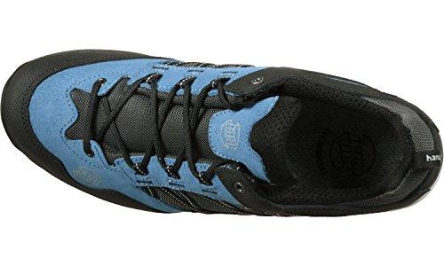 Hanwag Belorado Low Gtx, Scarpe da Arrampicata Basse Uomo Blu (Un Blue)
