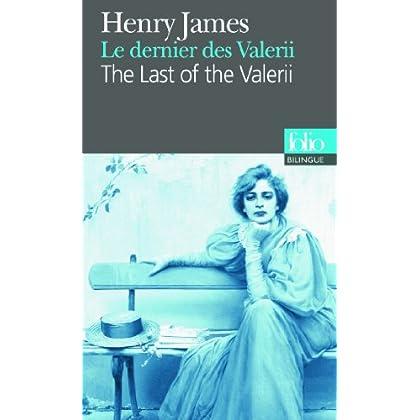 Le dernier des Valerii/The Last of the Valerii