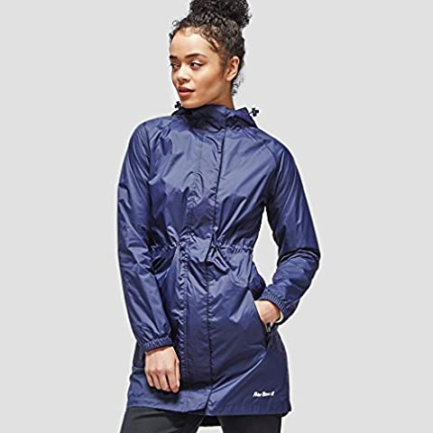 Peter Storm Women's Parka in a Pack, Navy, 16