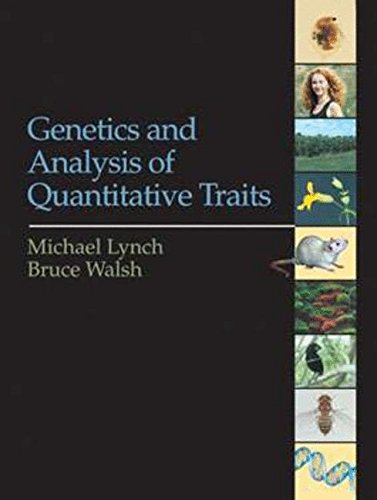 Genetics and Analysis of Quantitative Traits por Michael Lynch