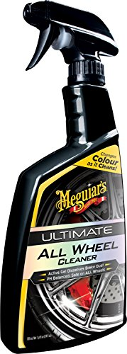 Meguiar\'s G180124EU Ultimate All Wheel Cleaner, Felgenreiniger 710ml