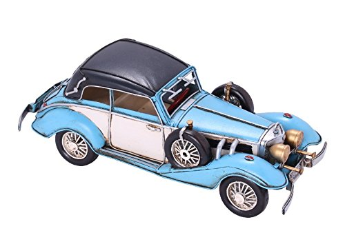 model-car-mercedes-benz-540k-limousine-retro-tin-model