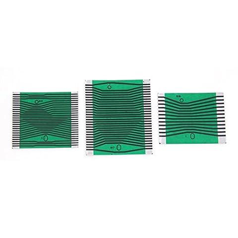 sourcingmap® 3 en 1 tableau pixels LCD câble ruban réparation