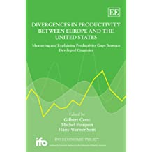 Divergences in Productivity Between Europe and the United States: Measuring and Explaining Productivity Gaps Between Developed Countries (Ifo Economic Policy)