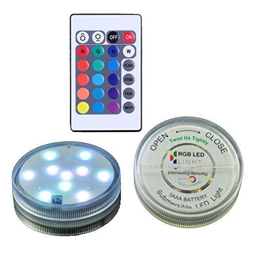 Weddecor WD-SM-LED-RGB-1