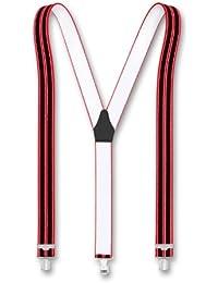 Hochwertige Hosenträger Streifen 2013