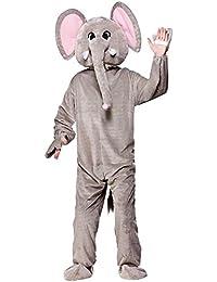 Mascot - Paradise Elephant