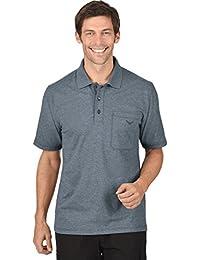 Trigema Herren Shirt Mit Brusttasche, Polo Homme