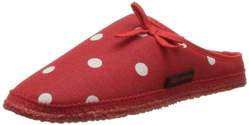 Giesswein Plein, Damen Pantoffeln, Rot (311/rot), 36 EU