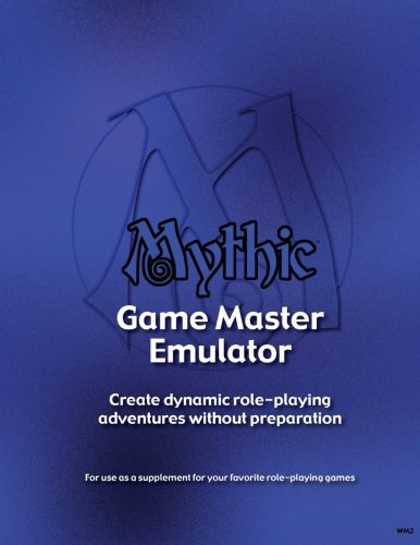 Mythic Game Master Emulator - Rpg Game Master