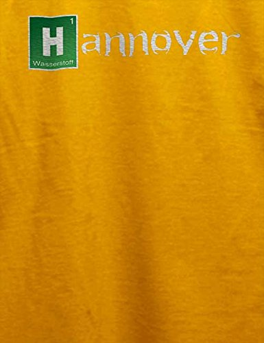 Hannover T-Shirt Gelb