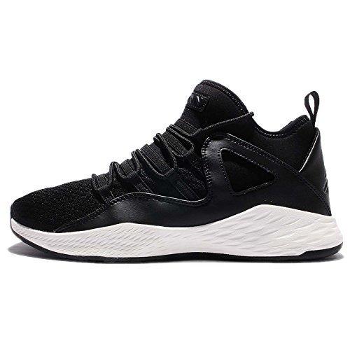 Jordan Formula 23 Schuhe Sneaker Neu (EUR 41 US 8 UK 7, Black/Black-Sail)