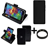 K-S-Trade TOP SET: 360° Cover Smartphone Case for Sharp