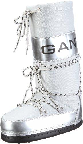 Gant Clermont 46.38023S435, Stivali donna, Argento (Silber/silver), 37/38