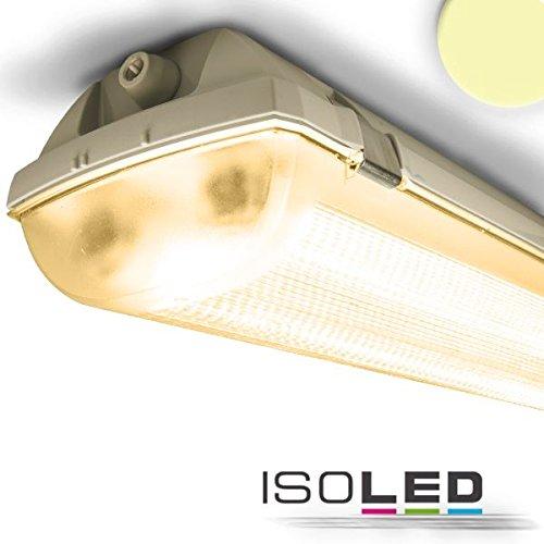 isoled Vasca applique LED IP6666W 5800lm, L: 1500mm, luce bianca calda