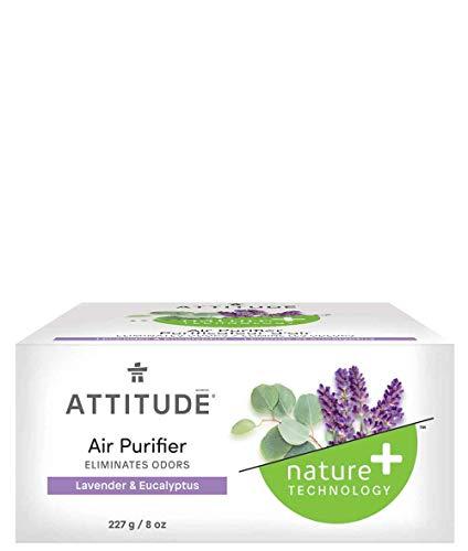 Actitud purificador aire Eucalipto lavanda 227g