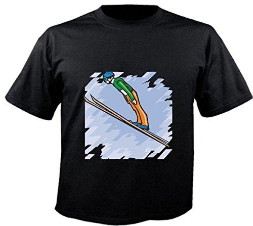 """Herren T-Shirt""""Motiv""""6187""""Farbe""""Schwarz""""Größe""""L"""""""