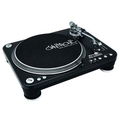 Omnitronic 10603003 DD-5220L Plattenspieler schwarz