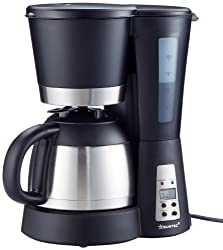 SUNTEC Filter-Kaffeemaschine KAM-9004 [Mit Timer-Programmierung + Anti-Tropf-Feature, Thermoskanne (1,0 l), max. 800 Watt]