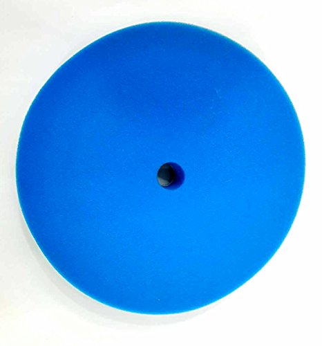 "7""/180MM BLUE COLOR MEDIUM ,LIGHTCUT,POLISHING FOAM /BUFFING PAD FOR CAR POLISHER"