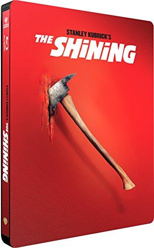 Bild von Shining Iconic Moments Steelbook (exklusiv bei Amazon.de) [Blu-ray]