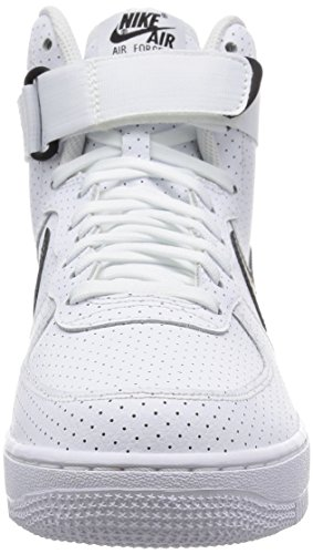 Nike Air Force 1 High 07 Scarpe Da Ginnastica Uomo Nero white black white