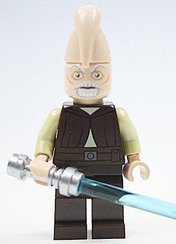 KI-ADI-MUNDI LEGO STAR WARS MINIFIGURE (THE CLONE WARS)