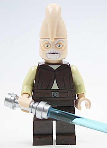 KI-ADI-MUNDI LEGO STAR WARS MINIFIGURE (THE CLONE WARS) [jouet]