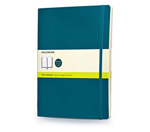 moleskine-soft-extra-large-underwater-blue-plain-notebook