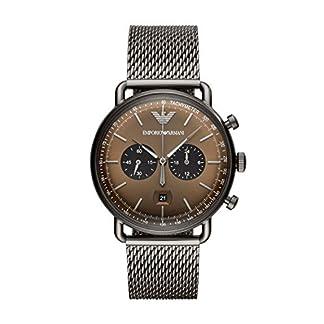 Emporio Armani Aviator Analog Multi-Colour Dial Men's Watch – AR11141