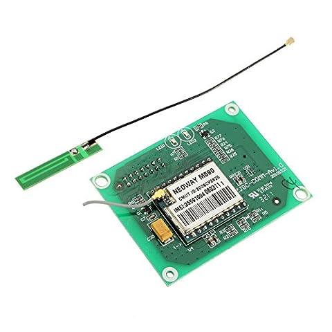 Bluelover gsm Gprs Sim900 1800Mhz Kurznachrichten Service M590 Sms Modul Diy Kit Für Arduino