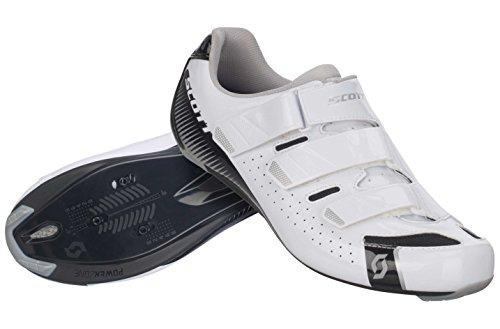 Scott Road Comp Damen Rennrad Fahrrad Schuhe weiß/schwarz 2019: Größe: 38