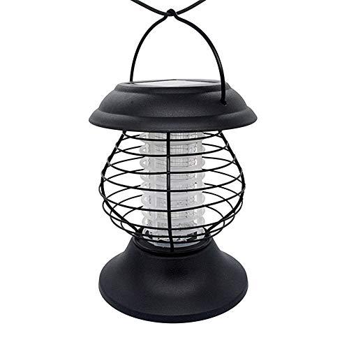Comtervi Lampe Anti-Moustique Solaire Anti-Insectes...