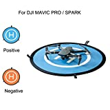 Wokee 55 CM Parkplatz Fast-falte Landung Pad Schürze für DJI MAVIC PRO SPARK Drone
