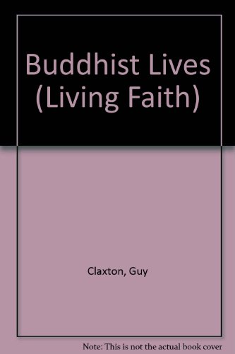 Buddhist lives.
