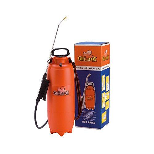 Presión bomba bolsa de hombro VERDE 8 8 litros