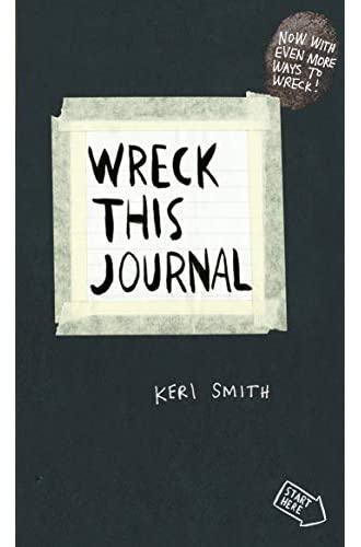 Descargar gratis Wreck This Journal: To Create is to Destroy, Now With Even More Ways to Wreck de Keri Smith
