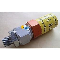 Soupape de sécurité 250bar pour compresseurs à haute pression et Compresseurs d'Air Comprimé