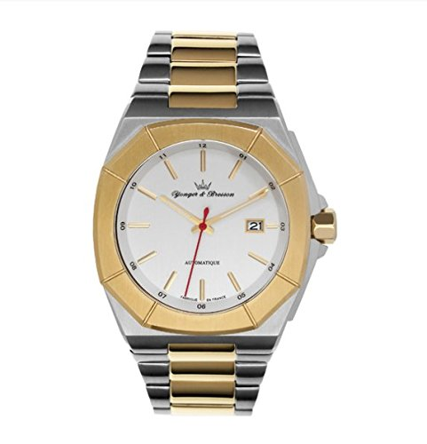 Orologio uomo Yonger & Bresson automatico–ybh8566–03M