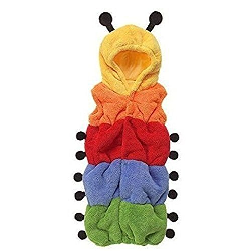 StillCool Babyschlafsack 0-12Monate Reise-Outfit in einer Schote wachsen bagJungen Schlafsack Baby Sommerschlafsack und Mädchen (Raupen)