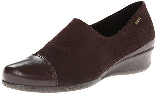 Ecco Women's Abelone GTX Slip-On Flat