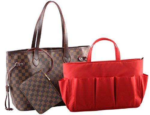 getthatbag-limited-edition-lola-benson-starr-womens-brown-beige-damier-monogram-stars-handbag-should