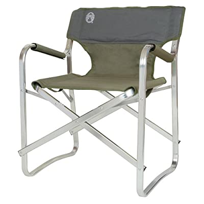 Coleman Deck chair - cheap UK light store.