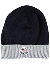 8378eadc5c38 Moncler Junior Cappello Bambino Kids Boy Mod. 0013405
