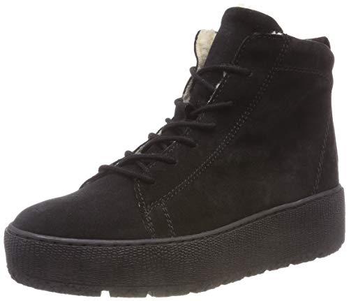 Tamaris Damen 26256-21 Combat Boots, Schwarz (Black 1), 40 EU