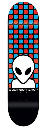 Alien Workshop Skateboard Deck - Alien worksho..., unisex adulto, (Alien Workshop Skateboard)