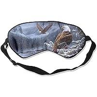 Eagle Pattern Sleep Eyes Masks - Comfortable Sleeping Mask Eye Cover For Travelling Night Noon Nap Mediation Yoga preisvergleich bei billige-tabletten.eu