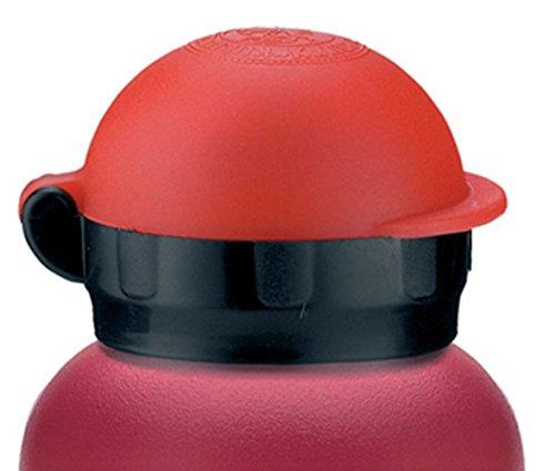 LAKEN Bouchon pour Bouteille en Aluminium Hit Couleur Rouge