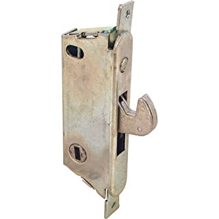 Prime-Line Products 152469 Sliding Door Mortise Lock, Round Face, Adams Rite